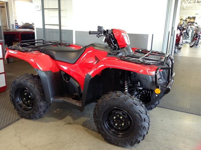 2018 Honda TRX500 Rubicon DCT IRS EPS Photo 1 of 7