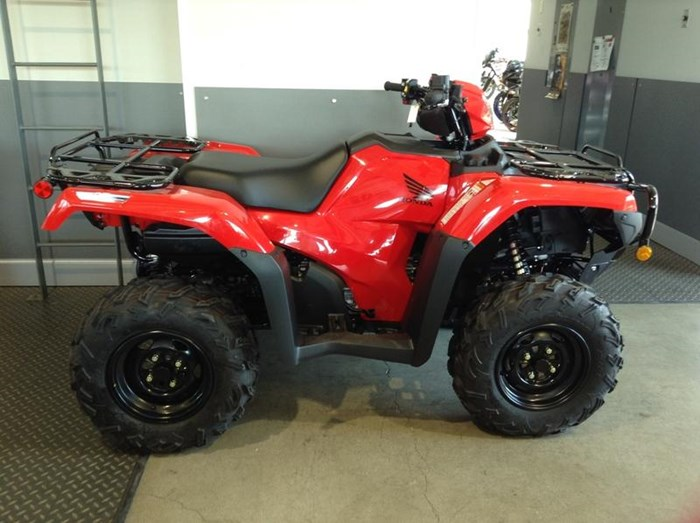 2018 Honda TRX500 Rubicon DCT IRS EPS Photo 2 of 7