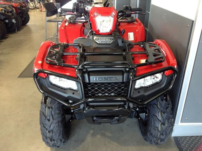 2018 Honda TRX500 Rubicon DCT IRS EPS Photo 3 of 7