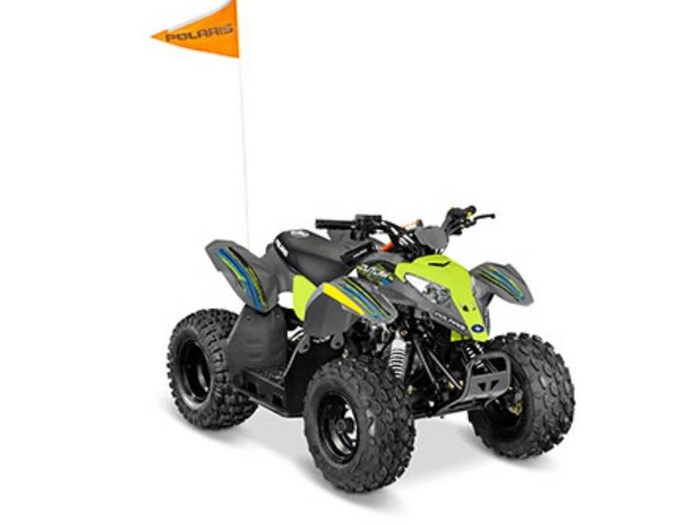 2017 Polaris Outlaw® 50 Lime Squeeze Photo 1 of 1