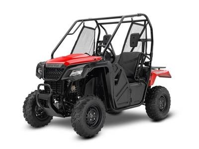 2018 Honda Pioneer 500 Photo 1 of 1