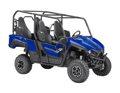 2018 Yamaha Wolverine X4 EPS Yamaha Blue Photo 1 sur 1