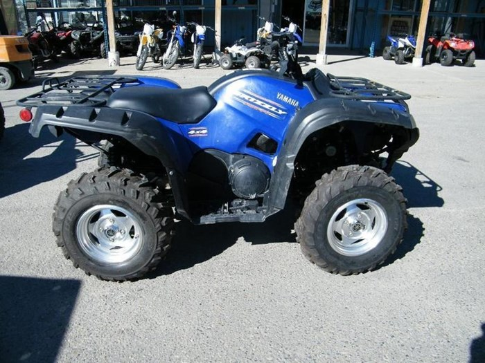 Yamaha Atv For Sale >> Yamaha Grizzly 700 4x4 2010 Used Atv For Sale In Edson Alberta Quaddealers Ca