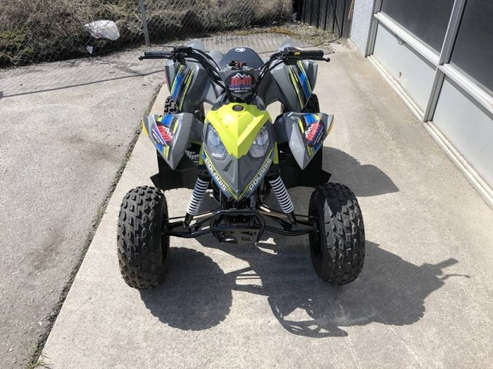 2017 Polaris Outlaw® 110 Lime Squeeze Photo 2 of 5