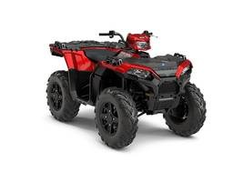 2018 Polaris Sportsman® 850 SP Sunset Red Photo 1 of 1