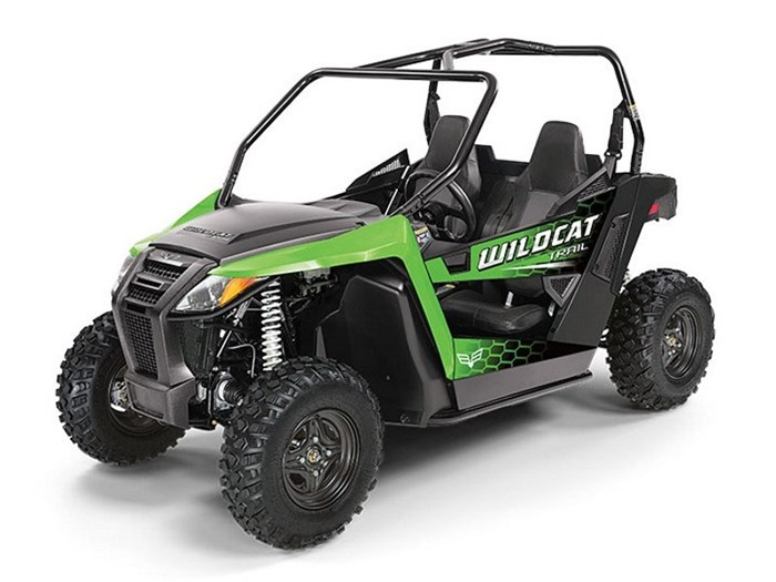 2018 Textron Off Road Wildcat Trail Photo 1 of 2