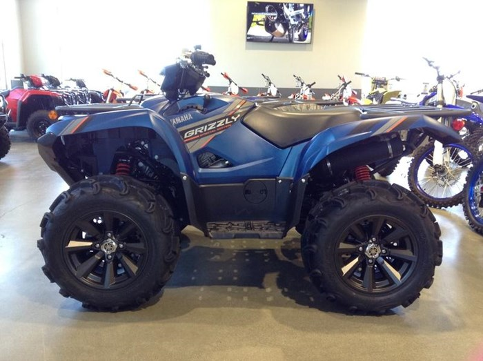 2019 Yamaha Grizzly EPS SE Photo 5 of 9