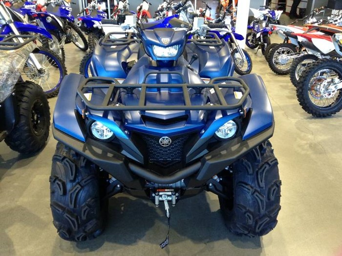 2019 Yamaha Grizzly EPS SE Photo 6 of 9