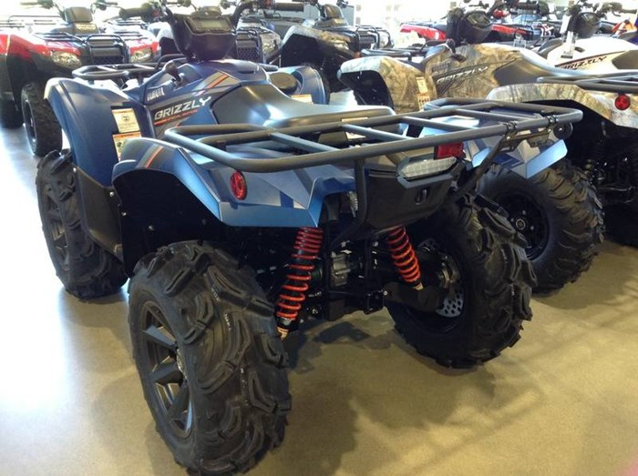 2019 Yamaha Grizzly EPS SE Photo 7 of 9