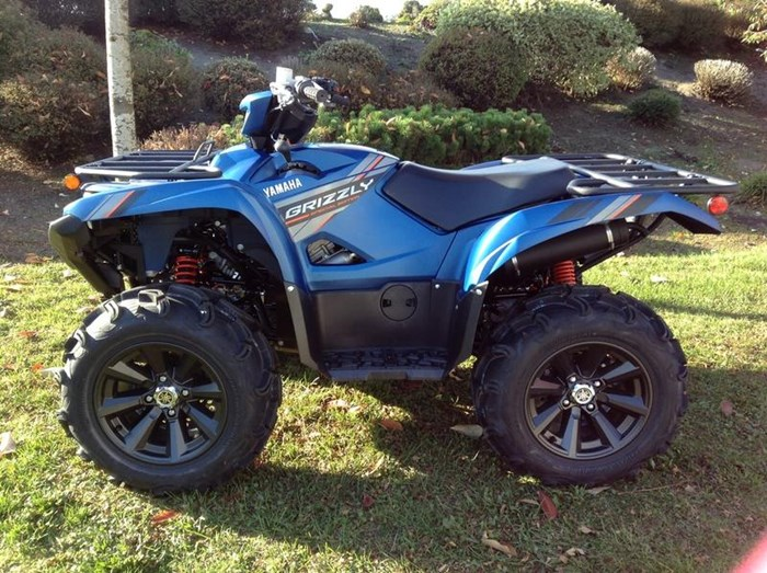 2019 Yamaha Grizzly EPS SE Photo 2 of 9