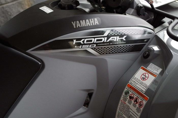 2018 Yamaha Kodiak 450 EPS Photo 6 sur 6