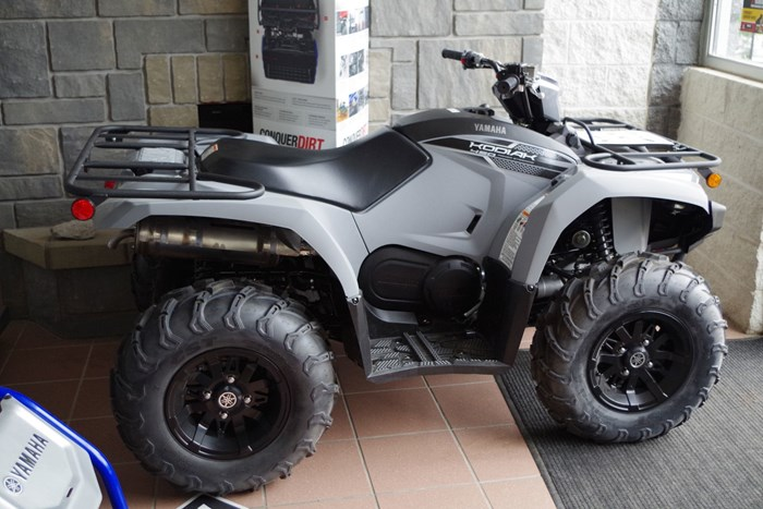 2018 Yamaha Kodiak 450 EPS Photo 1 of 6