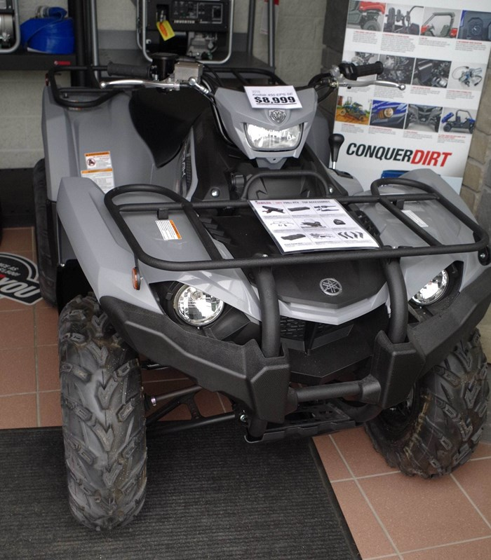 2018 Yamaha Kodiak 450 EPS Photo 2 of 6