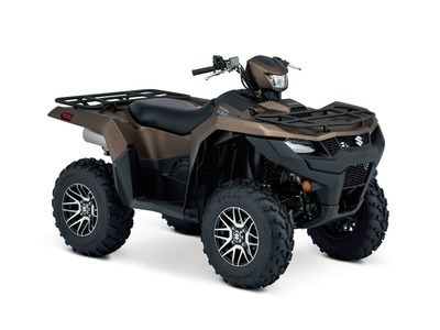 2019 Suzuki Kingquad LT-A750XPZS Photo 1 of 1