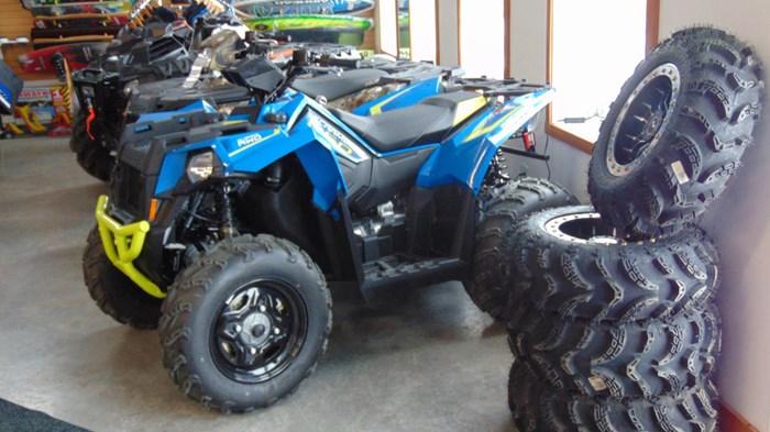 Polaris Dealers Alberta >> Polaris SCRAMBLER 850 2018 New ATV for Sale in Erskine ...