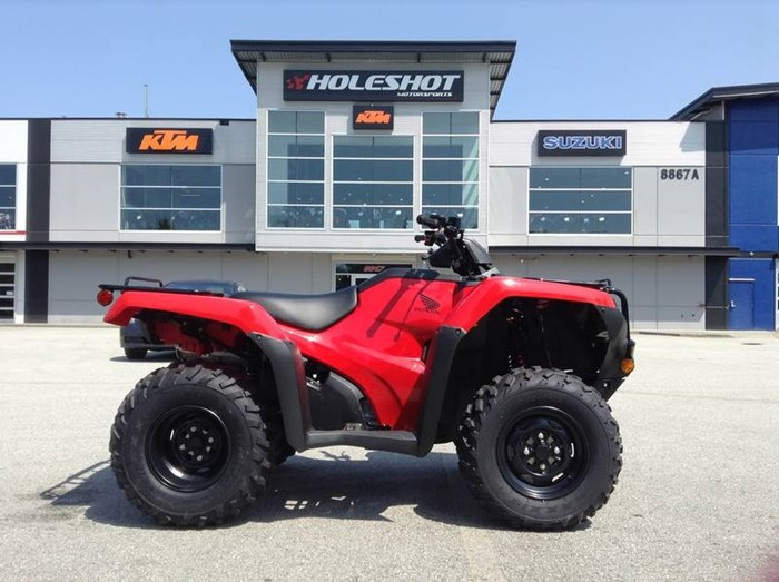 Honda 420 Rancher >> Honda Rancher 420 2019 New Atv For Sale In Langley British Columbia Quaddealers Ca