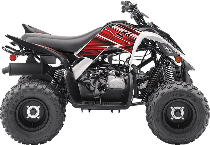 2019 Yamaha Raptor 90 Photo 3 of 4