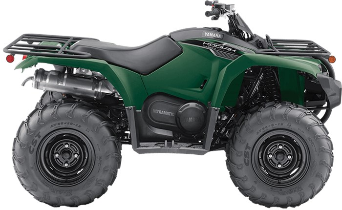 2019 Yamaha Kodiak 450 Photo 1 of 6