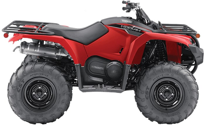 2019 Yamaha Kodiak 450 Photo 5 of 6