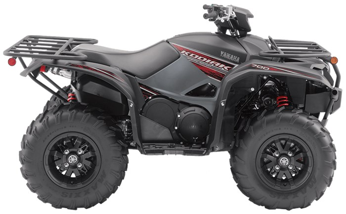 2019 Yamaha Kodiak 700 EPS SE Photo 1 of 4