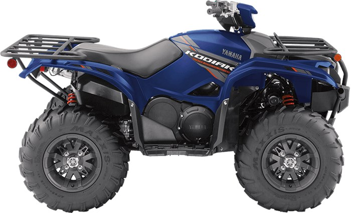 2019 Yamaha Kodiak 700 EPS SE Photo 3 of 4