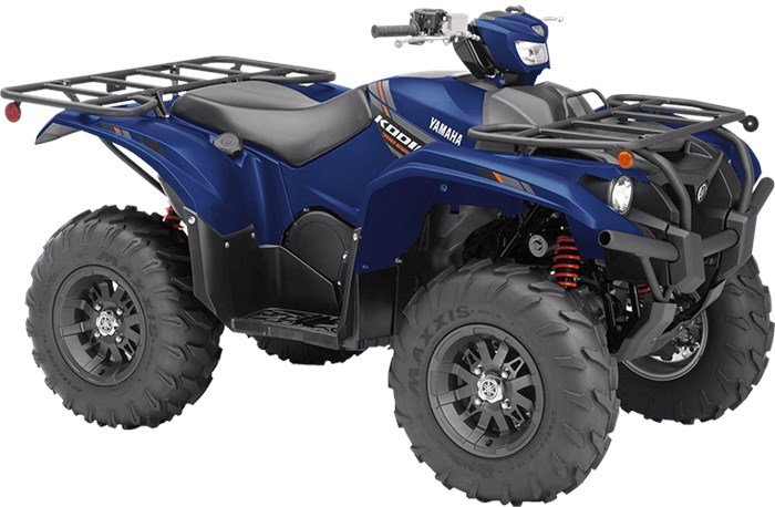 2019 Yamaha Kodiak 700 EPS SE Photo 4 of 4
