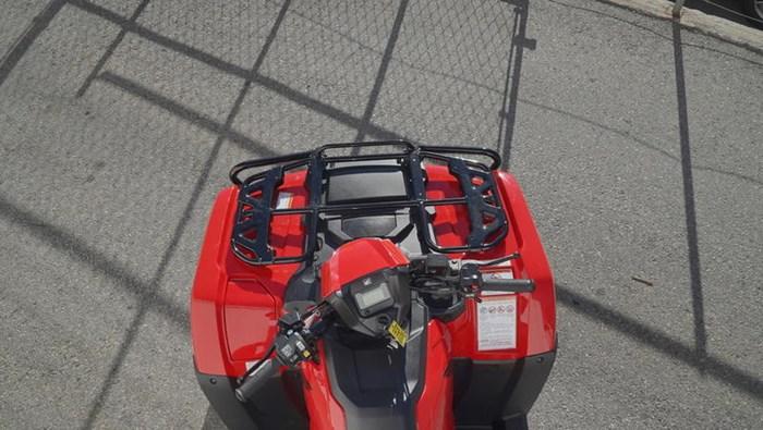 2018 Honda TRX500 Rubicon DCT IRS EPS Photo 2 of 3