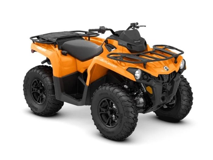 2019 Can-Am Outlander™ DPS™ 570 Photo 1 of 2