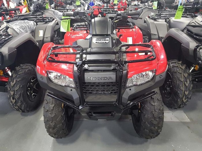 2019 Honda Rancher 420 Photo 2 of 5