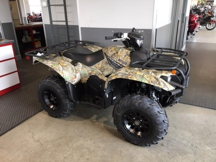 2019 Yamaha Kodiak 700 EPS Camo Photo 1 of 4