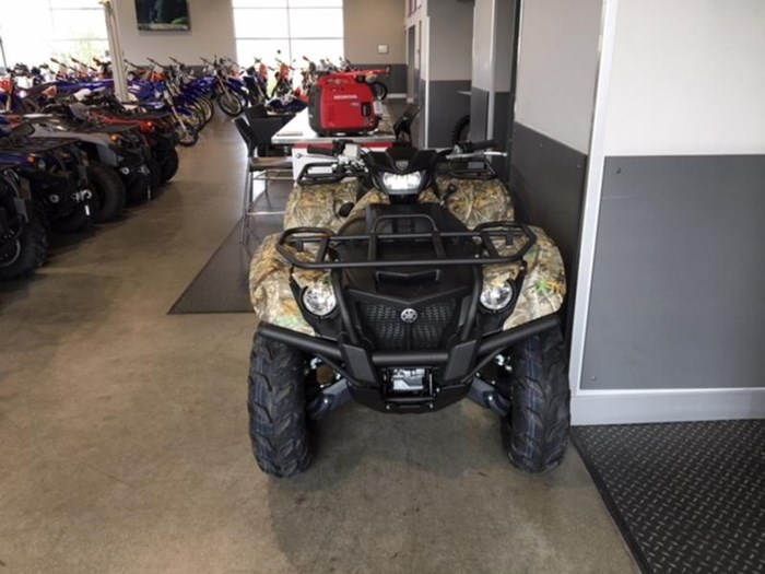 2019 Yamaha Kodiak 700 EPS Camo Photo 2 of 4