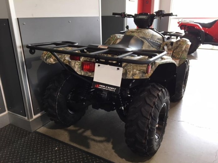 2019 Yamaha Kodiak 700 EPS Camo Photo 3 of 4