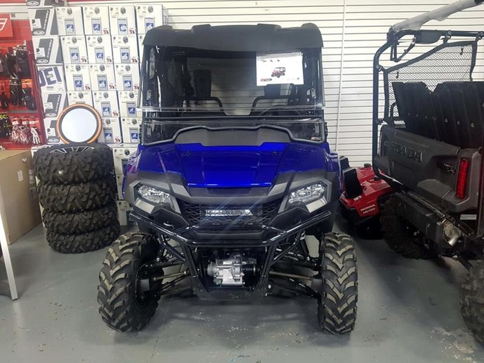 2019 Honda Pioneer 700-4 Deluxe Photo 2 of 7