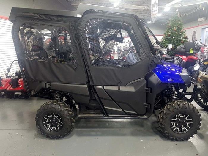 2019 Honda Pioneer 700-4 Deluxe Photo 4 of 7