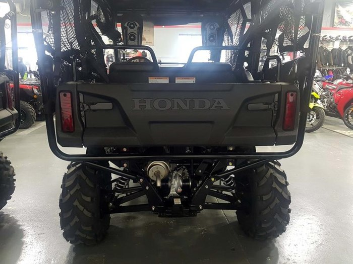 2019 Honda Pioneer 700-4 Deluxe Photo 6 of 7