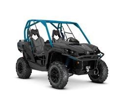 2019 Can-Am Commander™ XT™ 1000R Carbon Black & Octa Photo 1 of 1