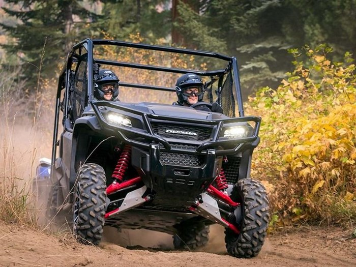 2018 Honda Pioneer 1000-5 Deluxe LE Photo 5 of 8