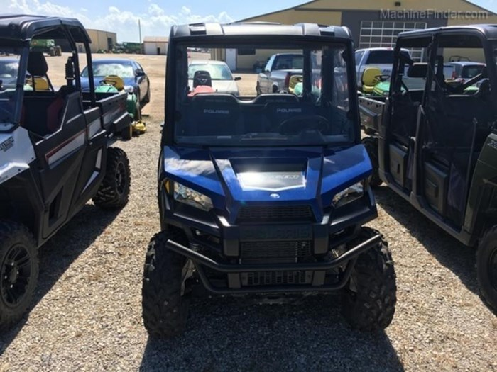 2018 Polaris Ranger 570 EPS Crew Photo 1 of 5