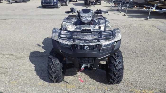 2019 Suzuki Kingquad LT-A500XPS Photo 2 of 3