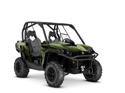 2019 Can-Am Commander™ XT™ 800R Boreal Green Photo 1 of 1
