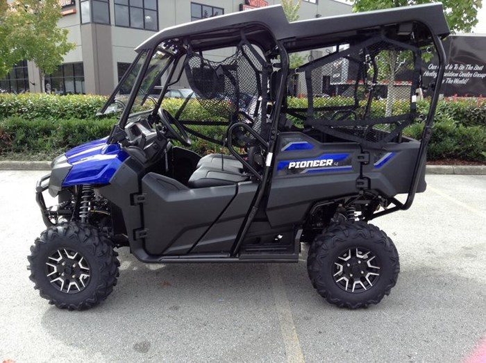 2019 Honda Pioneer 700-4 Photo 2 of 6