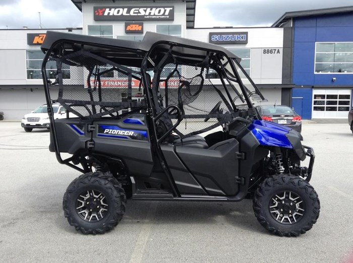 2019 Honda Pioneer 700-4 Photo 4 of 6