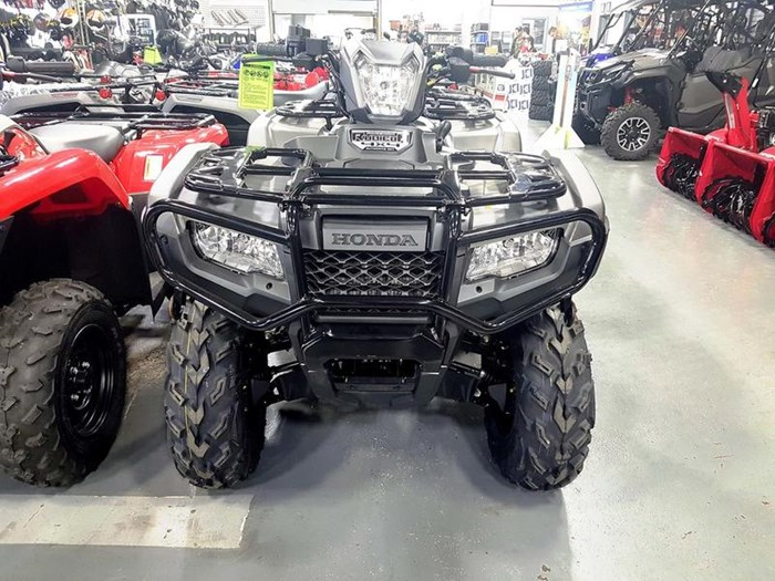 2019 Honda TRX500 Rubicon DCT IRS EPS Photo 2 of 4