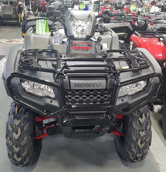 2019 Honda TRX500 Rubicon DCT DELUXE Photo 1 of 6