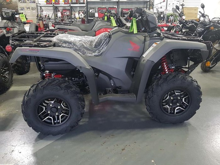 2019 Honda TRX500 Rubicon DCT DELUXE Photo 2 of 6