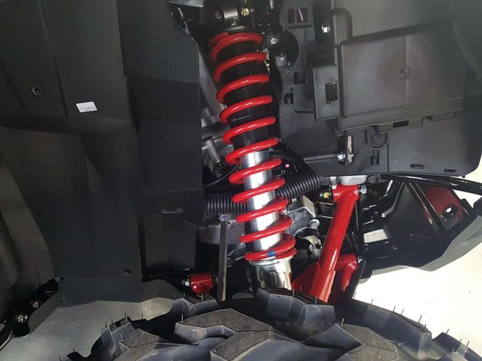 2019 Honda TRX500 Rubicon DCT DELUXE Photo 4 of 6