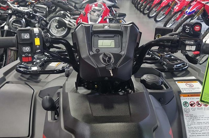 2019 Honda TRX500 Rubicon DCT DELUXE Photo 6 of 6