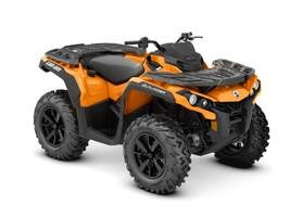 2019 Can-Am Outlander™ DPS™ 650 Photo 1 of 1