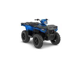 2018 Polaris Sportsman® 570 SP Radar Blue Photo 1 of 1