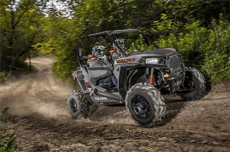 2019 Polaris RZR-19,900S,60,PS,Ghost Grey Photo 10 of 12